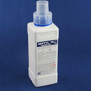 """Koncentrat środka myjąco – dezynfekującego na bazie pochodnych fenoli SEPTYL """"R"""""""