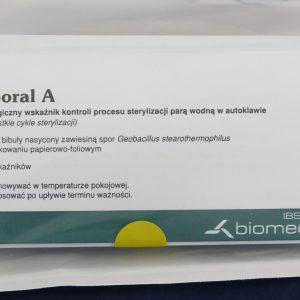 Biologiczny wskaźnik kontroli procesu sterylizacji