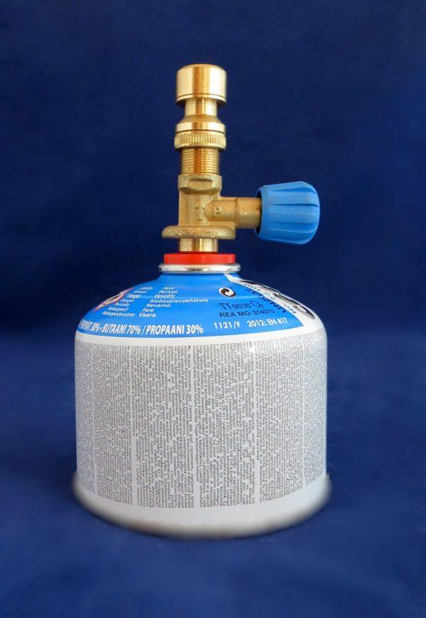 Laboratoryjny palnik Bunsena BL 1700