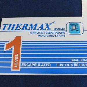 Wskaźniki temperatury Thermax